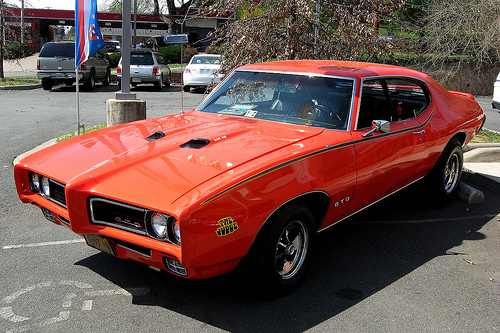 Motor Insurance Blog The Friday Five American Muscle Cars