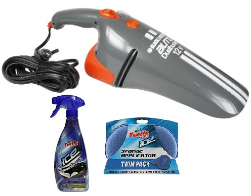 Motor Insurance Blog Win A Dustbuster Extra Goodies For Your Car