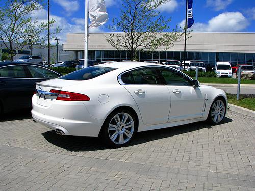 Jaguar XF Car