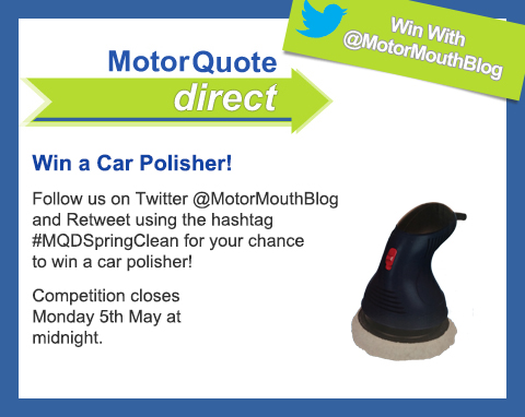 MotorQuoteDirect April Competition