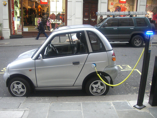 Image of Electric Car
