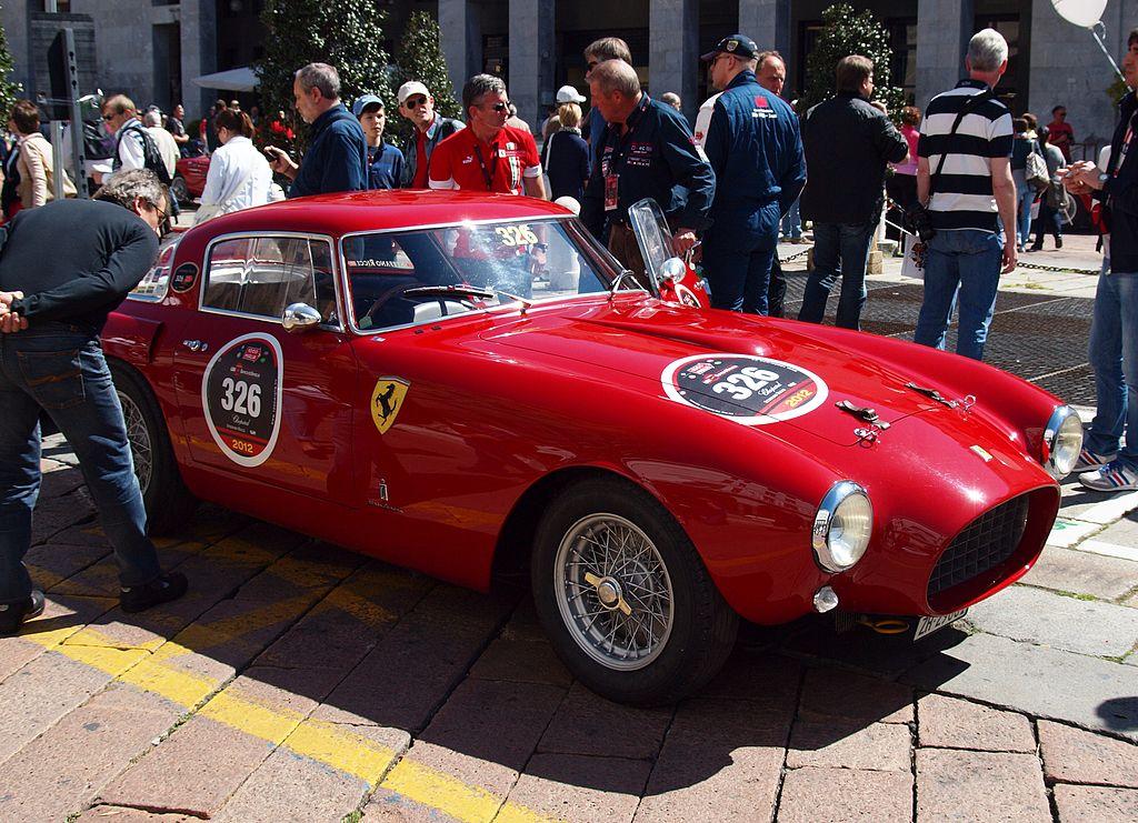 Image of Ferrari