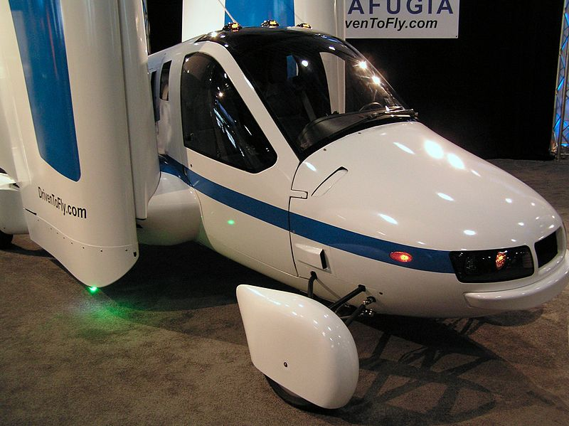 Image of Flying Car