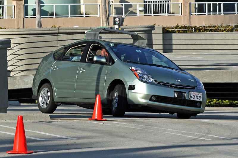 Image of Driverless Car