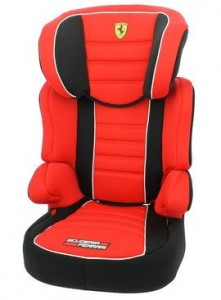Booster Seat with added protection